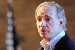 Ray Dalio, founder of Westport-based Bridgewater Associates, the world's largest hedge fund, is scheduled to speak at the Greenwich Economic Forum, which will be held Nov. 15-16, 2018, at the Delamar Hotel in Greenwich, Conn.