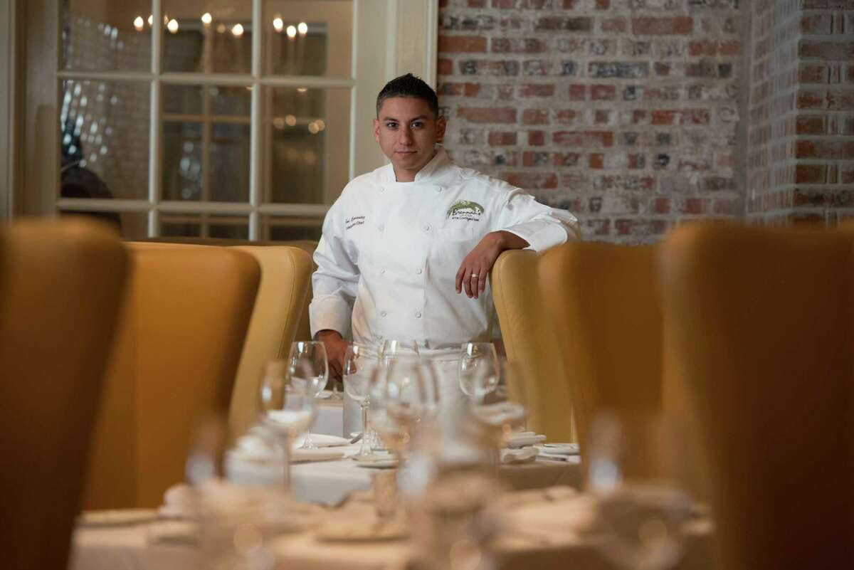 Joe Cervantez at Brennan's of Houston,named one of 100 Best Brunch Restaurants in America by OpenTable.