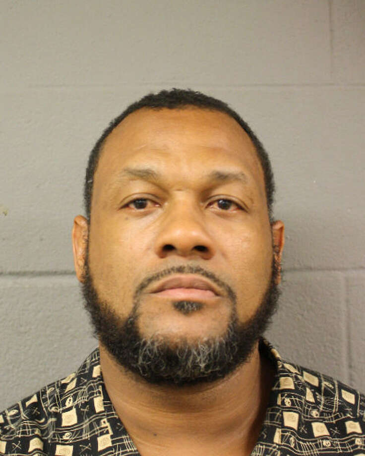"""Demond Brady 3-24-74 6'0"""", 250 lbs. Aggravated Sexual Assault Warrant #1603375 Houston, TX Photo: Crime Stoppers"""