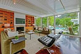 Taylor Swift has sold a home in Beverly Hills for $2.65 million. Earlier this year the singer-songwriter sold another house on the same street. The post-and-beam house features 2,950 square feet of living space, a climate-controlled wine cellar and pocket doors that open to a swimming pool. (Sotheby's International Realty)