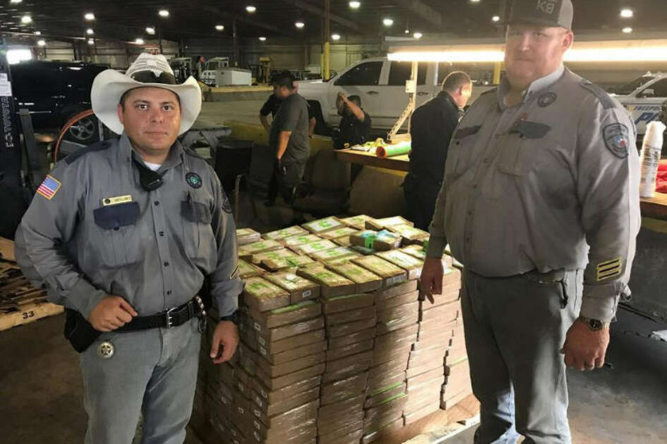 Prison guards uncovered $17.8 million of cocaine hidden in a shipment of donated bananas.