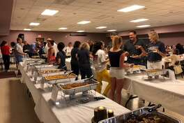 The Taste of New Fairfield was held earlier this month. Hometown heroes were honored at the event.