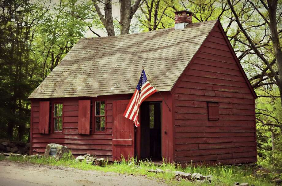 Tours of the Little Red Schoolhouse are part of the many activities being offered on Winchester Center Day. Photo: Contributed Photo