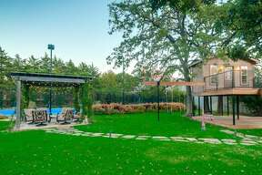 A multi-million dollar manor in norther Texas will be sold in a no-reserve auction next month. The house is currently on the market for about $3.5 million.