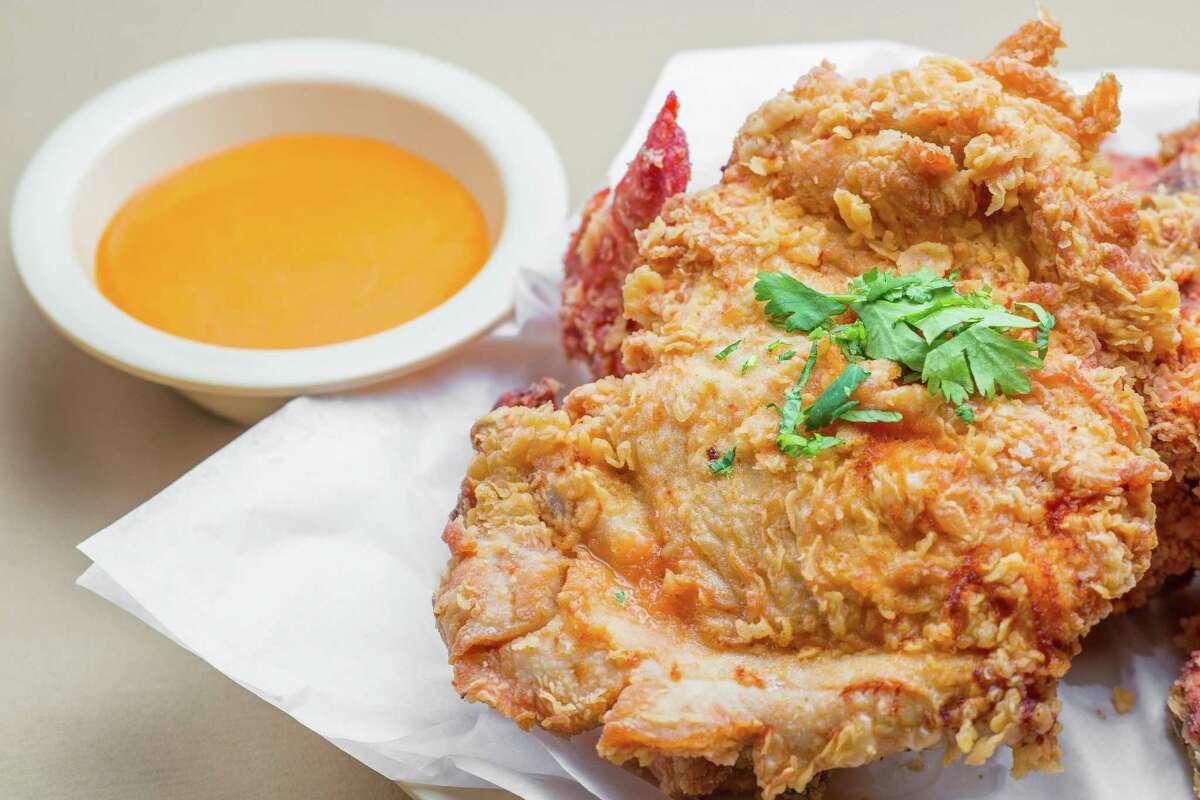 HFC (Himalaya fried chicken) at Himalaya