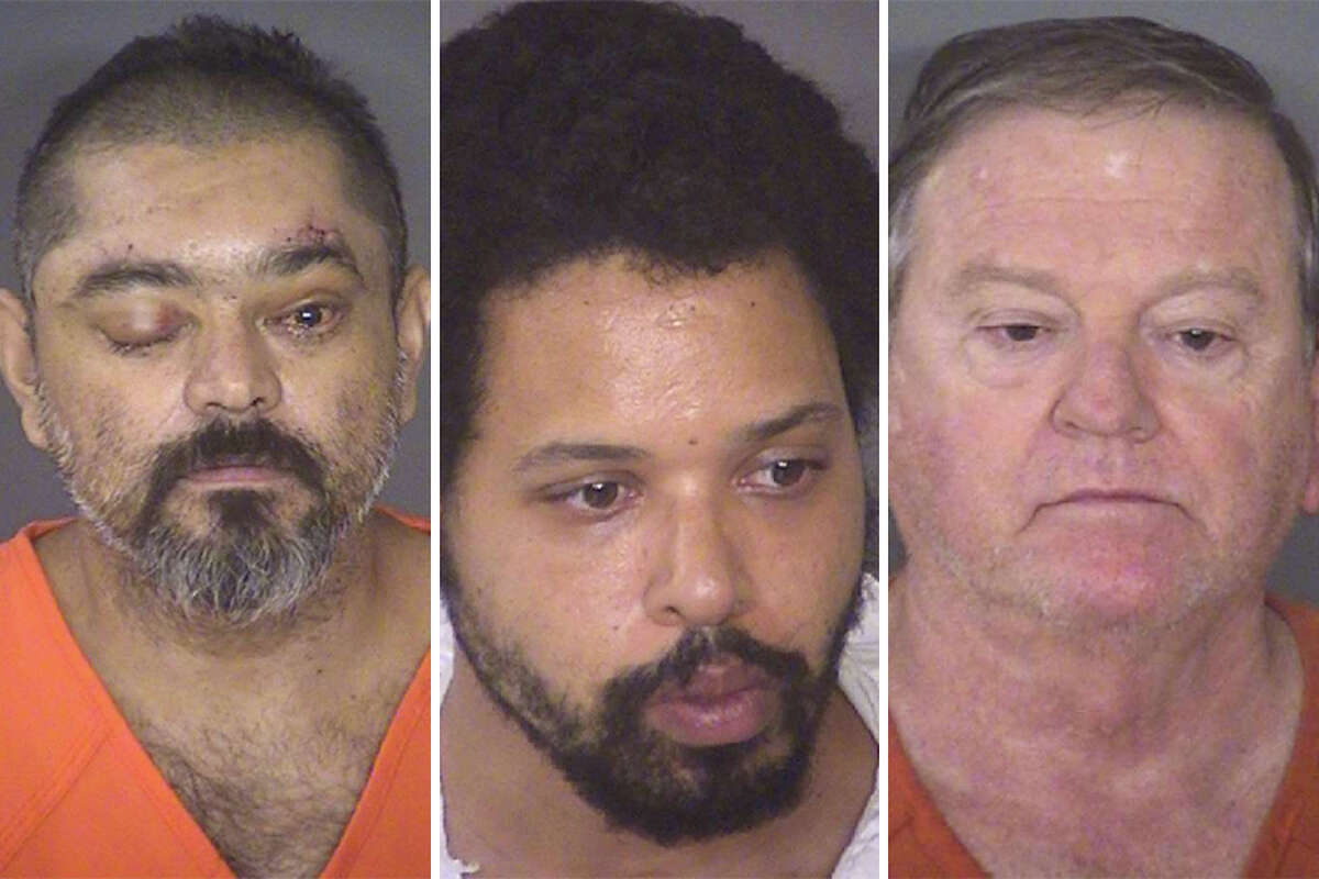 At least 6 people were newly arrested or charged with murder in August, according to records obtained by mySA.com. Click ahead to view their mugshots.