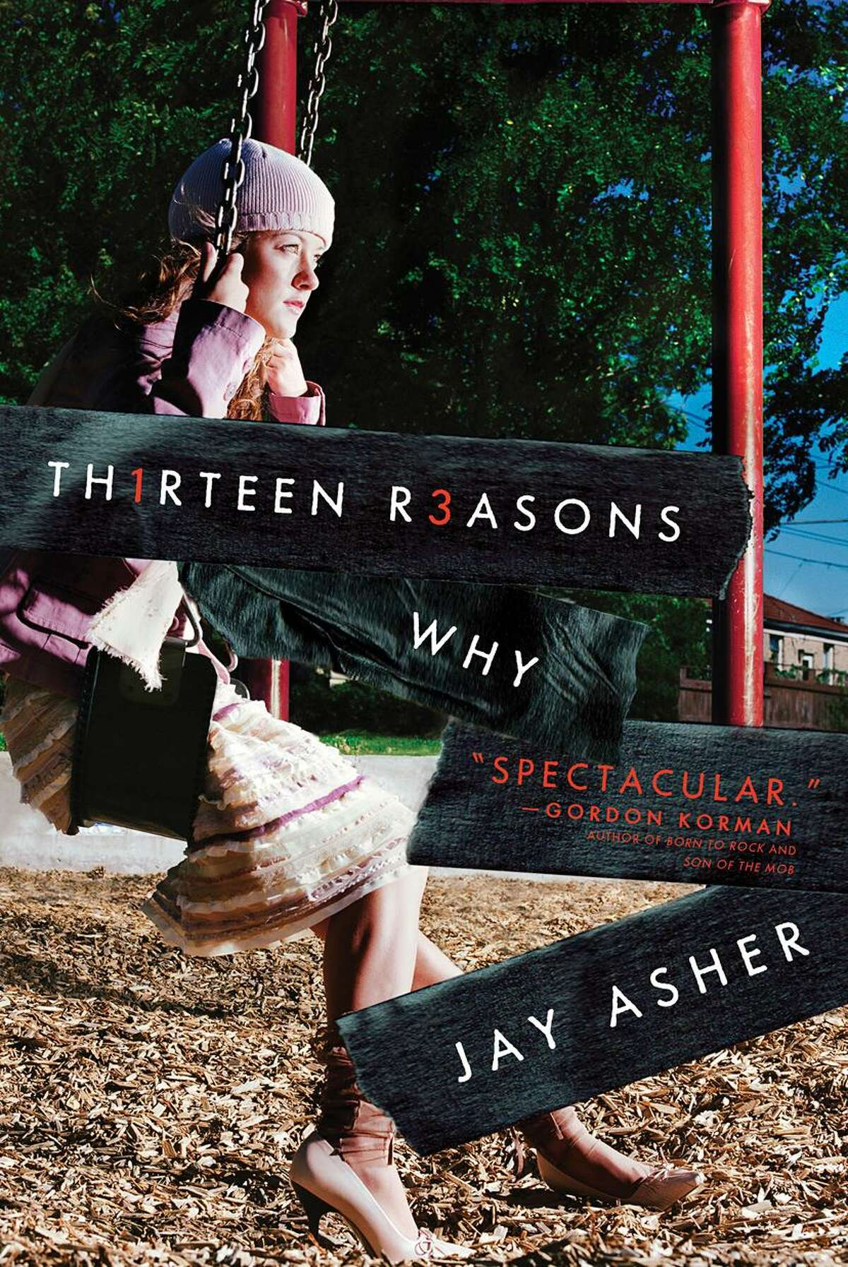 """""""Thirteen Reasons Why"""" by Jay Asher"""