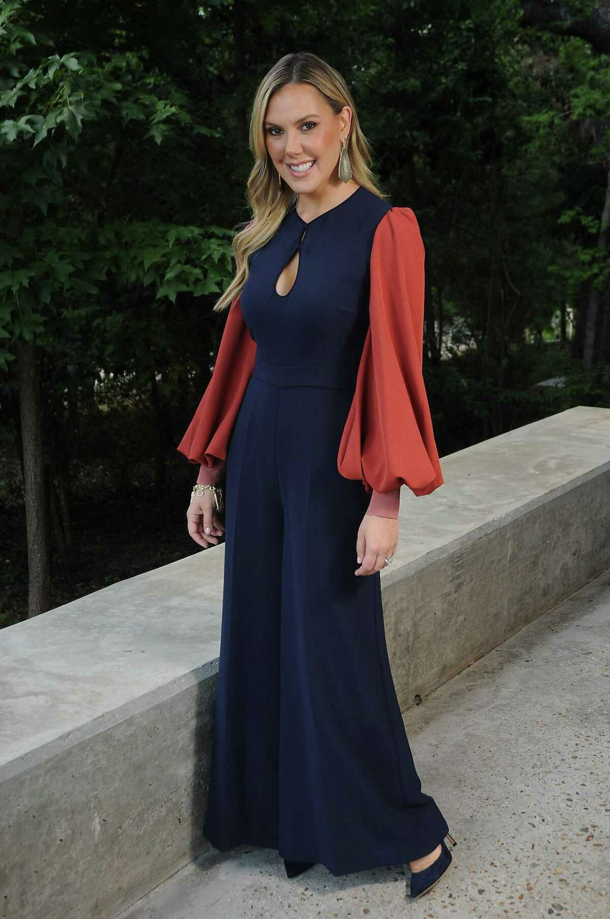 Kendra Scott at a launch party for her line of charms at The Dunlavy.