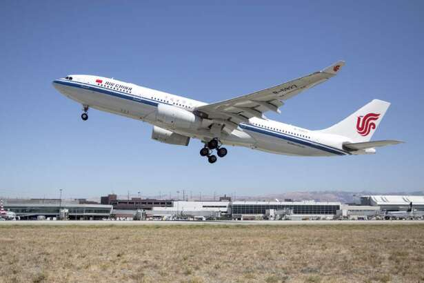 Air China will suspend its Shanghai-Mineta San Jose non-stops next week. (Photo: SJC)