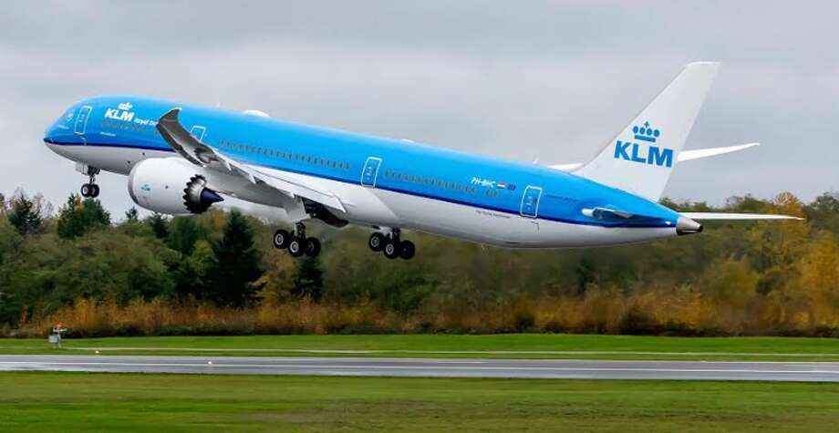 KLM will use a 787-9 Dreamliner for new Las Vegas service. (Photo: KLM) Photo: KLM