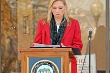 State Rep. Michelle Cook, D-Torrington.