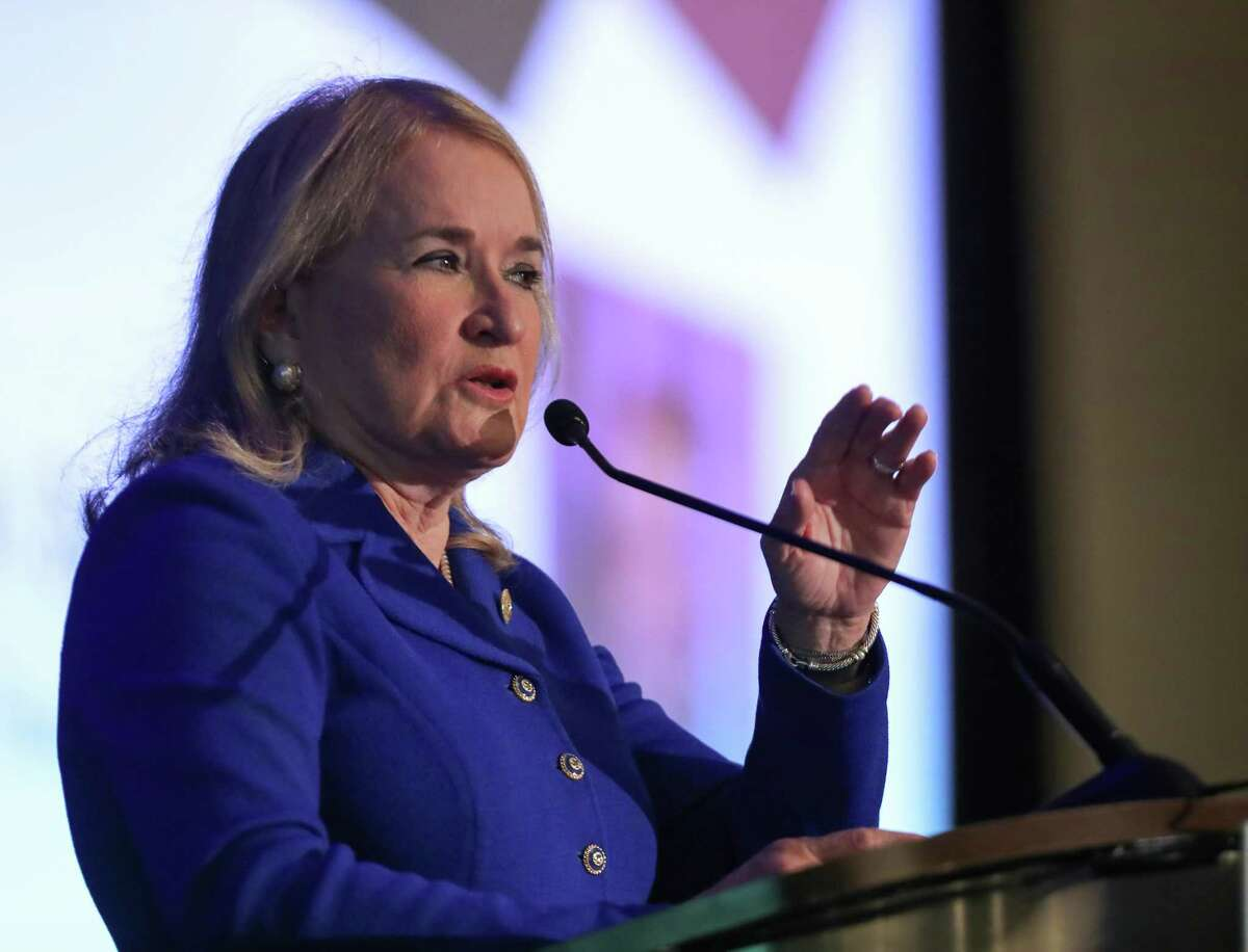"""The dispute began in July when state Sen. Sylvia Garcia, expected to join Congress as the Democratic nominee in her deep blue 29th District, penned a letter to Abbott stating her """"intent to resign"""" from the Texas Senate. She has since withdrawn that note."""