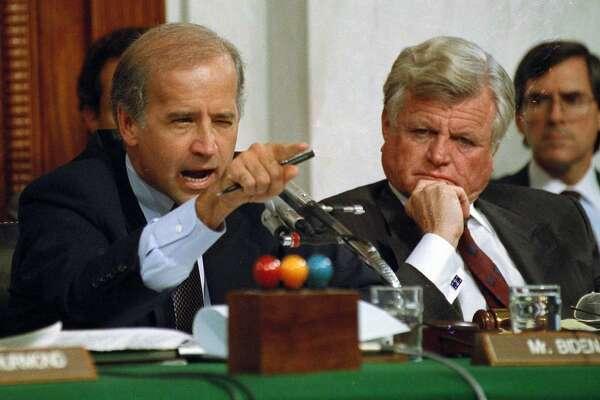 Anita Hill was Joe Biden's Senate low point. Now it may destroy him for 2020
