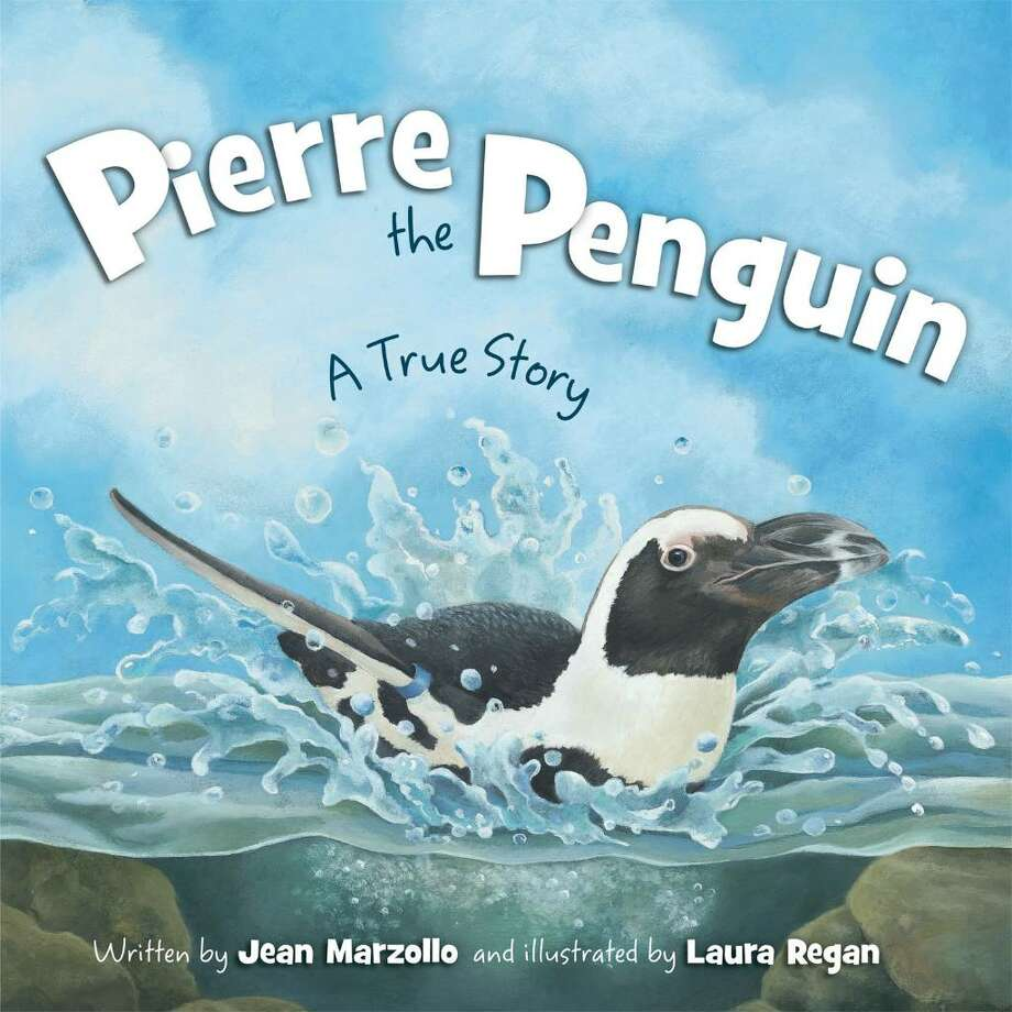 "Jean Marzollo, author of ""Pierre The Penguin,"" will discuss and sign copies of her new book at the Maritime Aquairum at Norwalk. Photo: Contributed Photo / Connecticut Post Contributed"