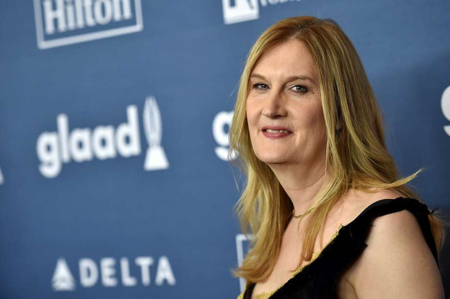 FILE – GLAAD Board of Directors member Jenny Boylan attends the 27th Annual  GLAAD Media Awards