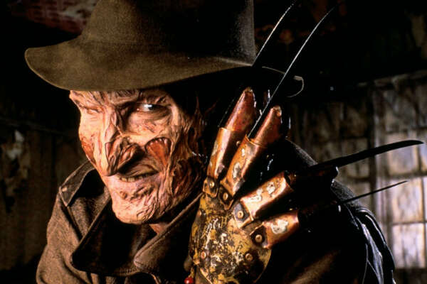 "Robert Englund, who played Freddy Krueger in the ""Nightmare on Elm Street"" movoies, will appear at Empire State Comic Con in Albany this weekend. (Zade Rosenthal/New Line Home Entertainment.)"