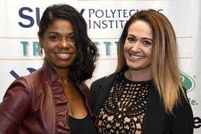 Were you Seen at Rock Your Style for Trinity Alliance, a fundraiser for Trinity Alliance of the Capital Region held at SUNY Polytechnic Institute's ZEN Atrium in Albany on Sept. 21, 2018?
