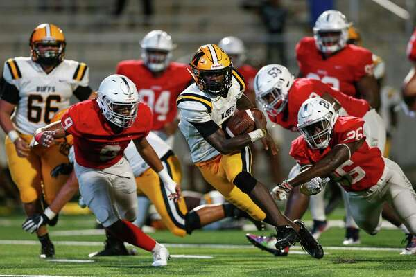 Houston media high school final football poll