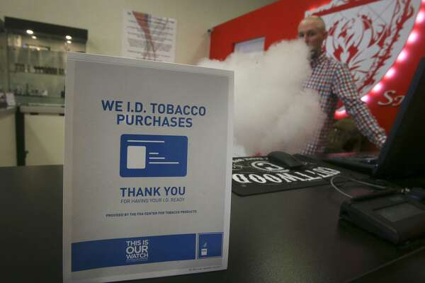 San Antonio will become the first Texas city to raise the tobacco-buying age from 18 to 21.