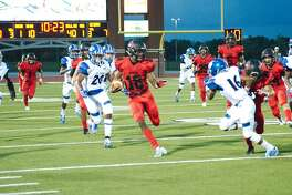 Clear Brook plays C.E. King Friday, Sep. 21 at CCISD Challenger Stadium.
