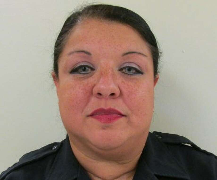 Deputy Diana Barrera's service photo. Photo: Bexar County Sheriff's Office