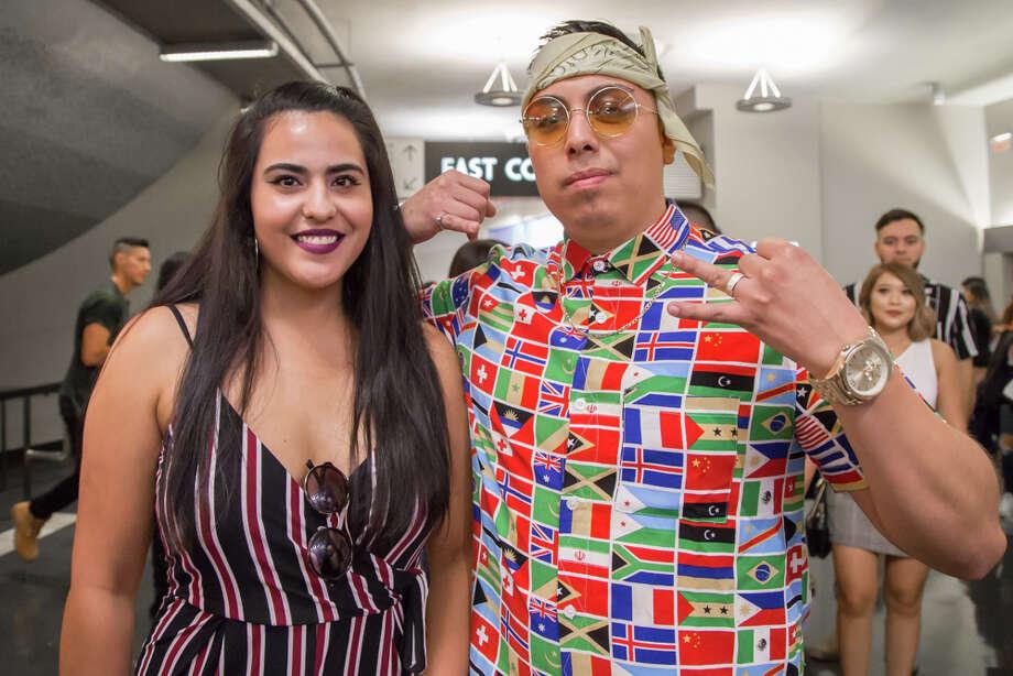 Photos Bad Bunny Brings Reggaeton To Freeman Coliseum