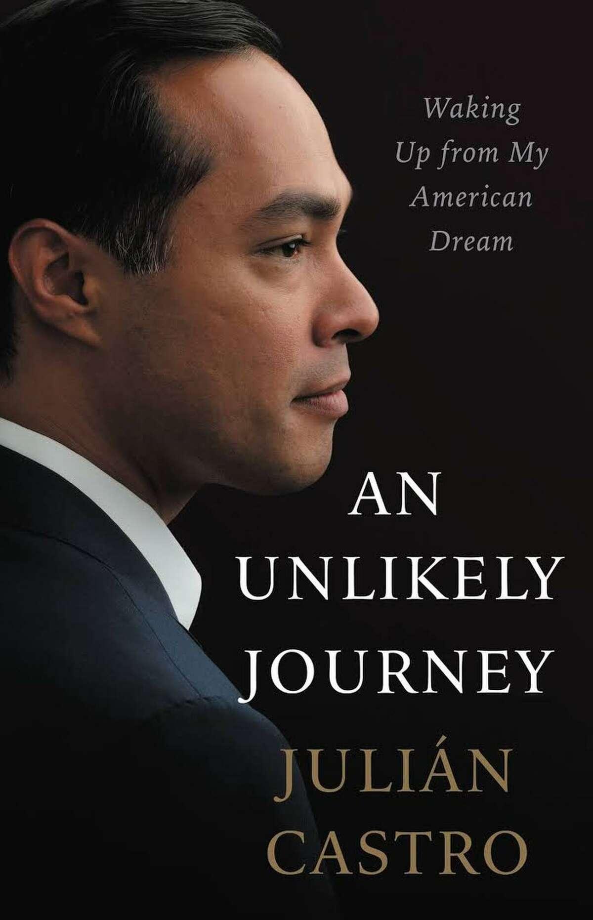 The cover of Julian Castro's book,