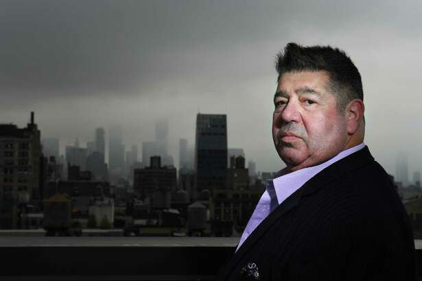 Rob Goldstone in New York on September 12.