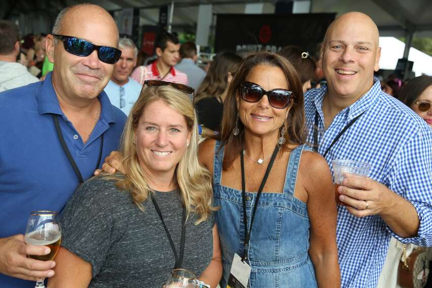 The annual Greenwich Wine + Food Festival was held September 21 - 22, 2018 at Roger Sherman Baldwin Park. Guests enjoyed a dinner honoring celebrity chef Alex Guarnaschelli, a tasting tent featuring more than 150 vendors and a Tim McGraw concert. A portion of the proceeds from the festival will go to the town of Greenwich's Parks and Recreation Fund and to the Multiple Myeloma Research Foundation. Were you SEEN?