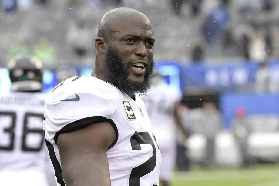 The Jacksonville Jaguars are expected to have running back Leonard Fournette back for Sunday's matchup against the Titans. Photo: Bill Kostroun / Associated Press / FR51951 AP