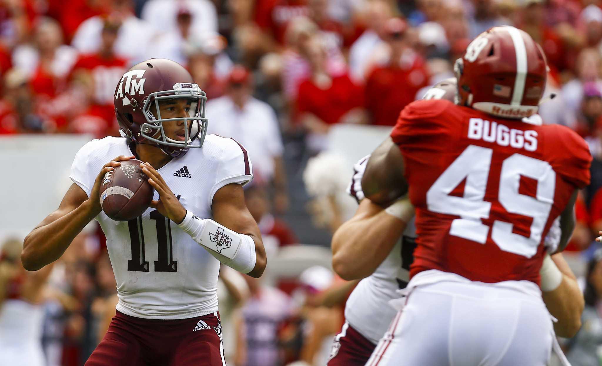 College football preview: No. 1 Alabama at No. 24 Texas A&M