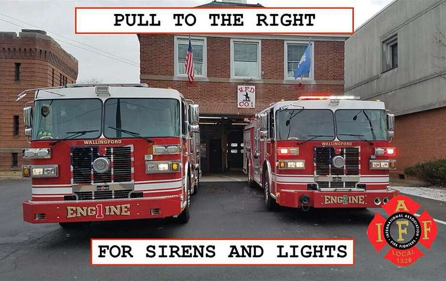 FILE PHOTO Photo: Contributed Photo / Wallingford Professional Firefighters