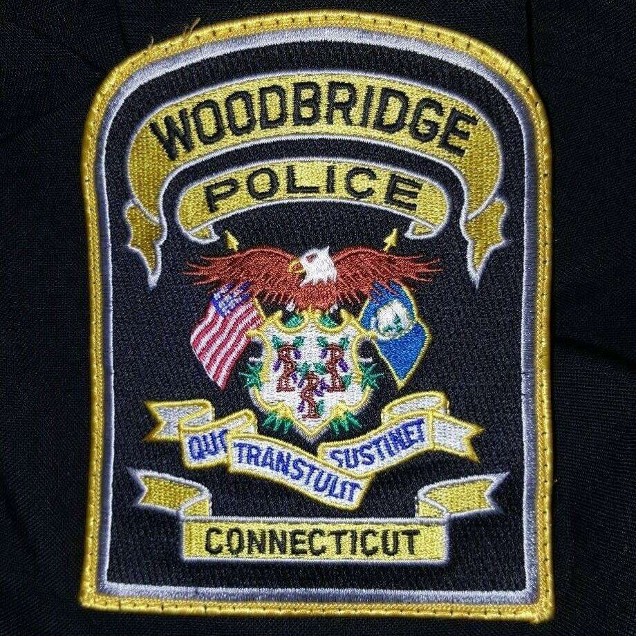 FILE PHOTO — Woodbridge police patch. Photo: Contributed Photo / Woodbridge Police Department