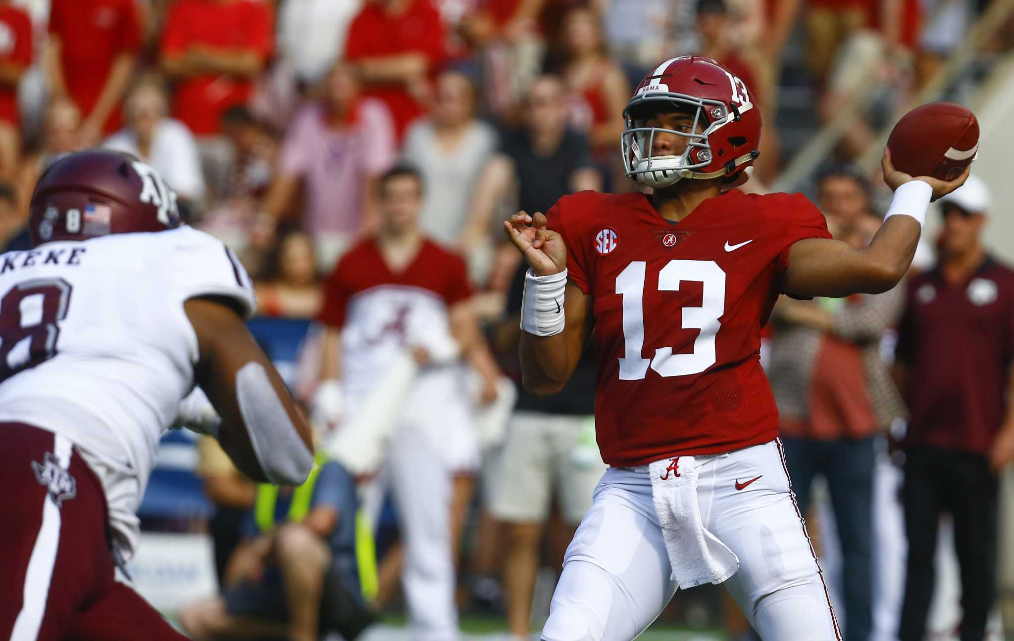 SEC loaded with high-profile quarterbacks