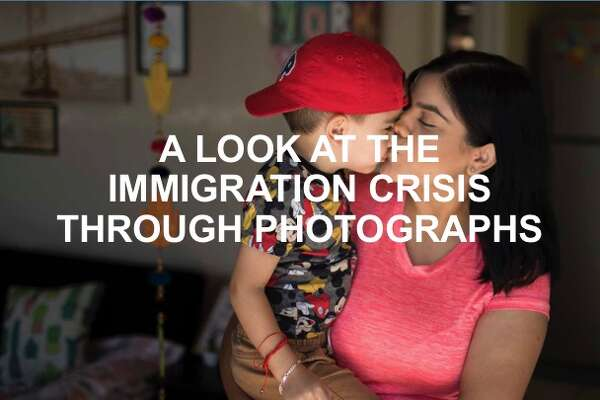 Sample Persuasive Essay High School Oftake A Look At The Immigration Crisis In The United States By Clicking  Ahead Photo Ivan Pierre Aguirresan Antonio Expressnews Personal Essay Samples For High School also Bullying Essay Thesis Photo Essay A Look At The Immigration Crisis Through Photographs  English Narrative Essay Topics
