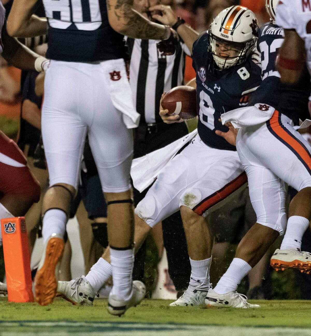 21. Auburn SEC4-2