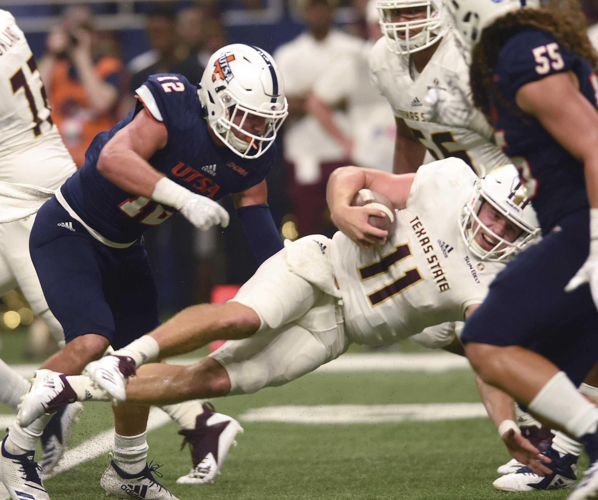 Freshman Quarterback Vitt Leads Texas State Into Thursday