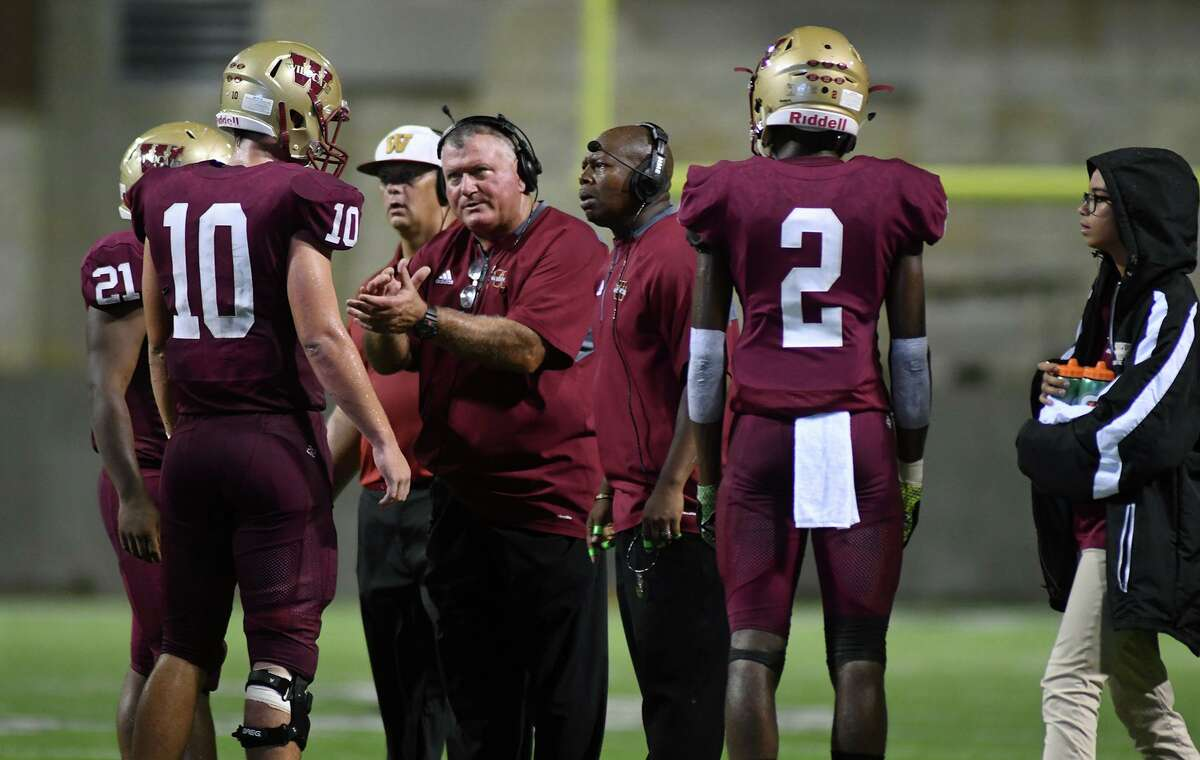 Cy Woods head football coach Trent Faith announced his retirement Monday, Jan. 11, after leading the Wildcats for nine seasons.