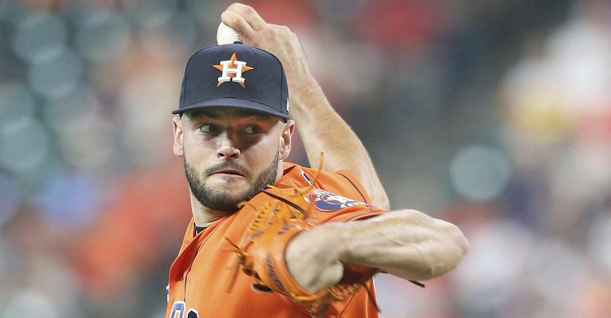 PHOTOS: Astros game-by-game Houston Astros starting pitcher Lance McCullers Jr. (43) pitches in the first inning against the Chicago White Sox at the Minute Maid Park on Friday, July 6, 2018 in Houston. (Elizabeth Conley/Houston Chronicle) Browse through the photos to see how the Astros have fared in each game this season.