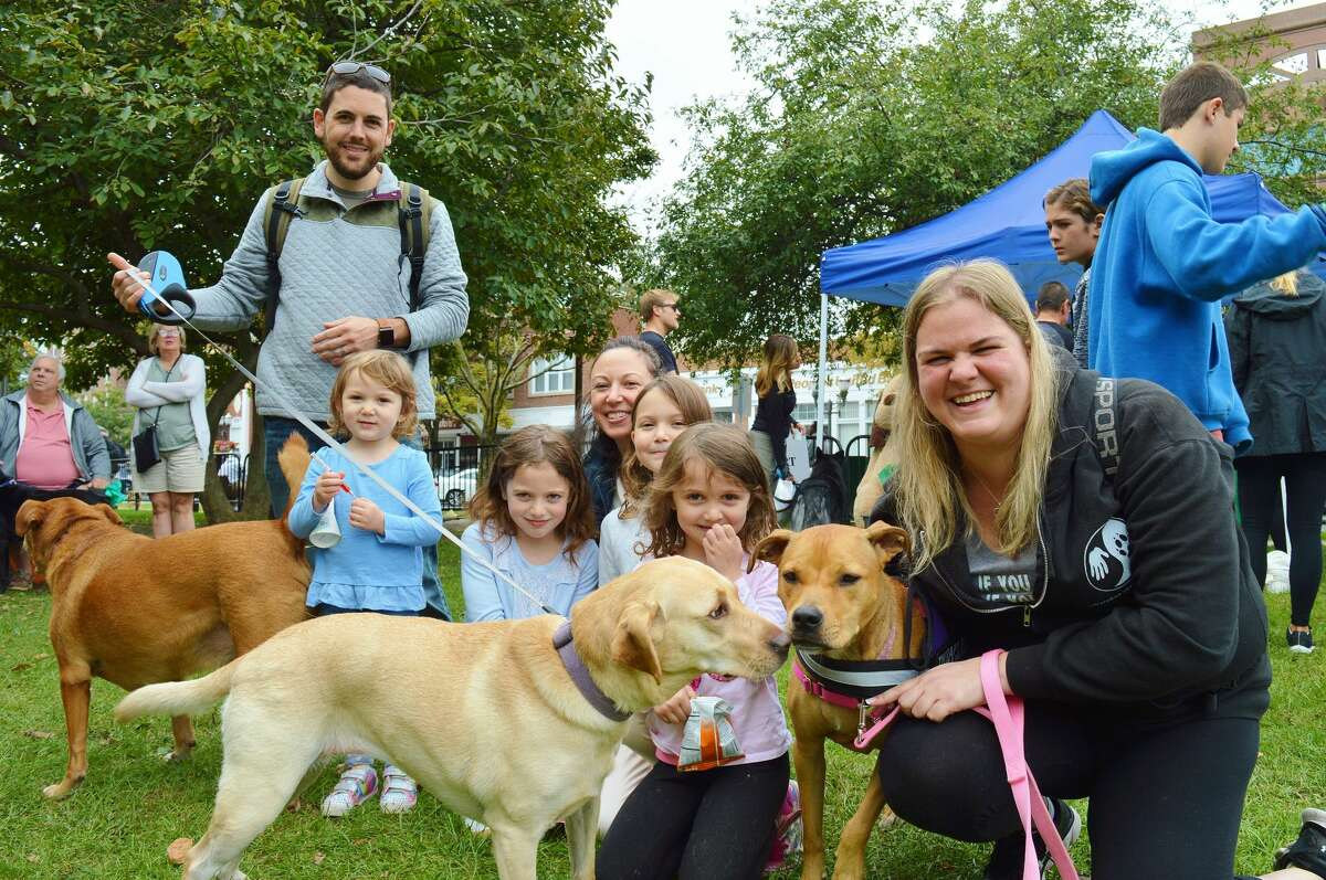 Bark in the Park took place at Latham Park in Stamford on September 23, 2018. Pets and their owners enjoyed demonstrations, vendors, a blessing of the animals, costumer contest and more. Were you SEEN?
