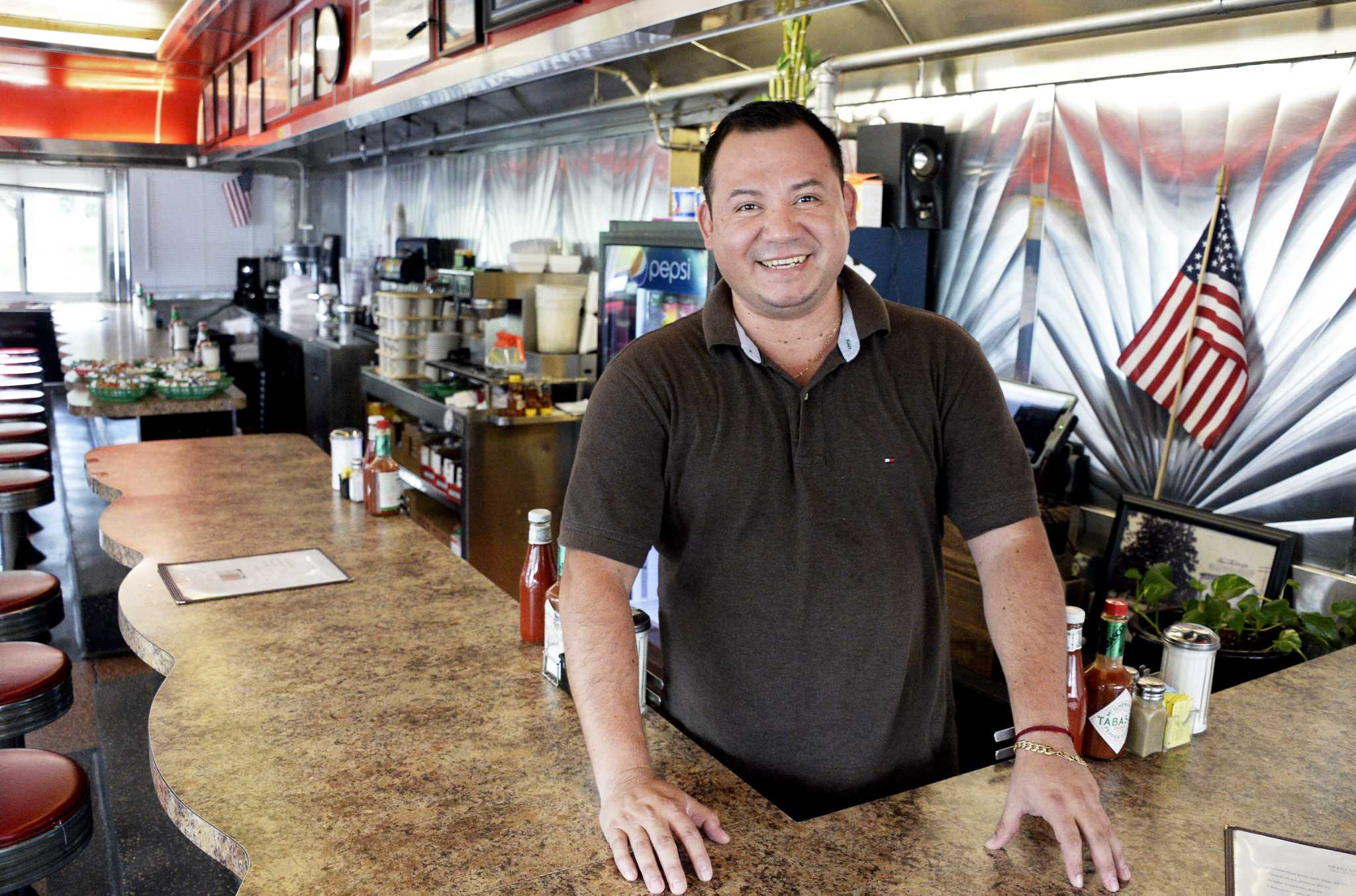 The El Salvadorian immigrant behind the classic American Jack's Diner - Times Union