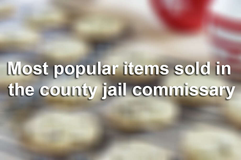 Ramen tops commissary purchases in Bexar County Jail - San Antonio