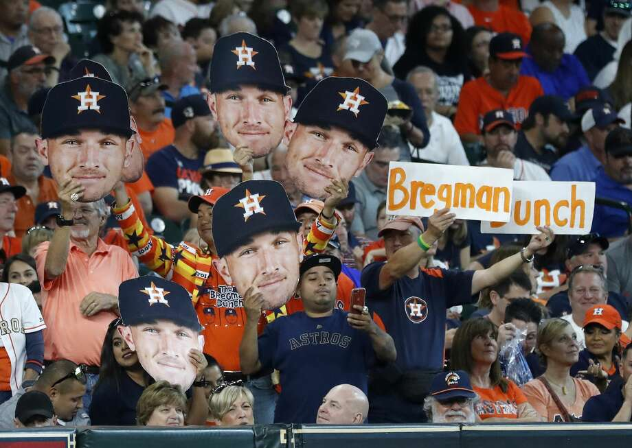 PHOTOS: A look at Astros playoff merchandise you can still buy