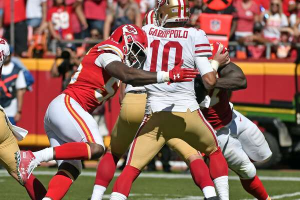 9f6466c4f Report  49ers agree to trade for Chiefs pass-rusher Dee Ford ...