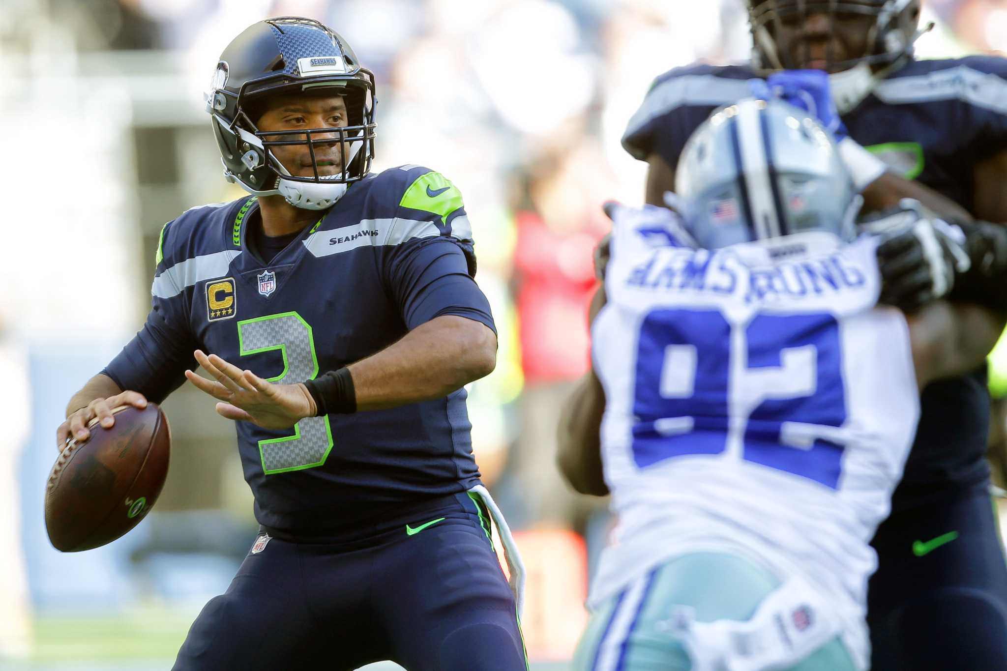 82afcca3f Is it actually possible for Seahawks to pay Wilson, Wagner and Clark ...