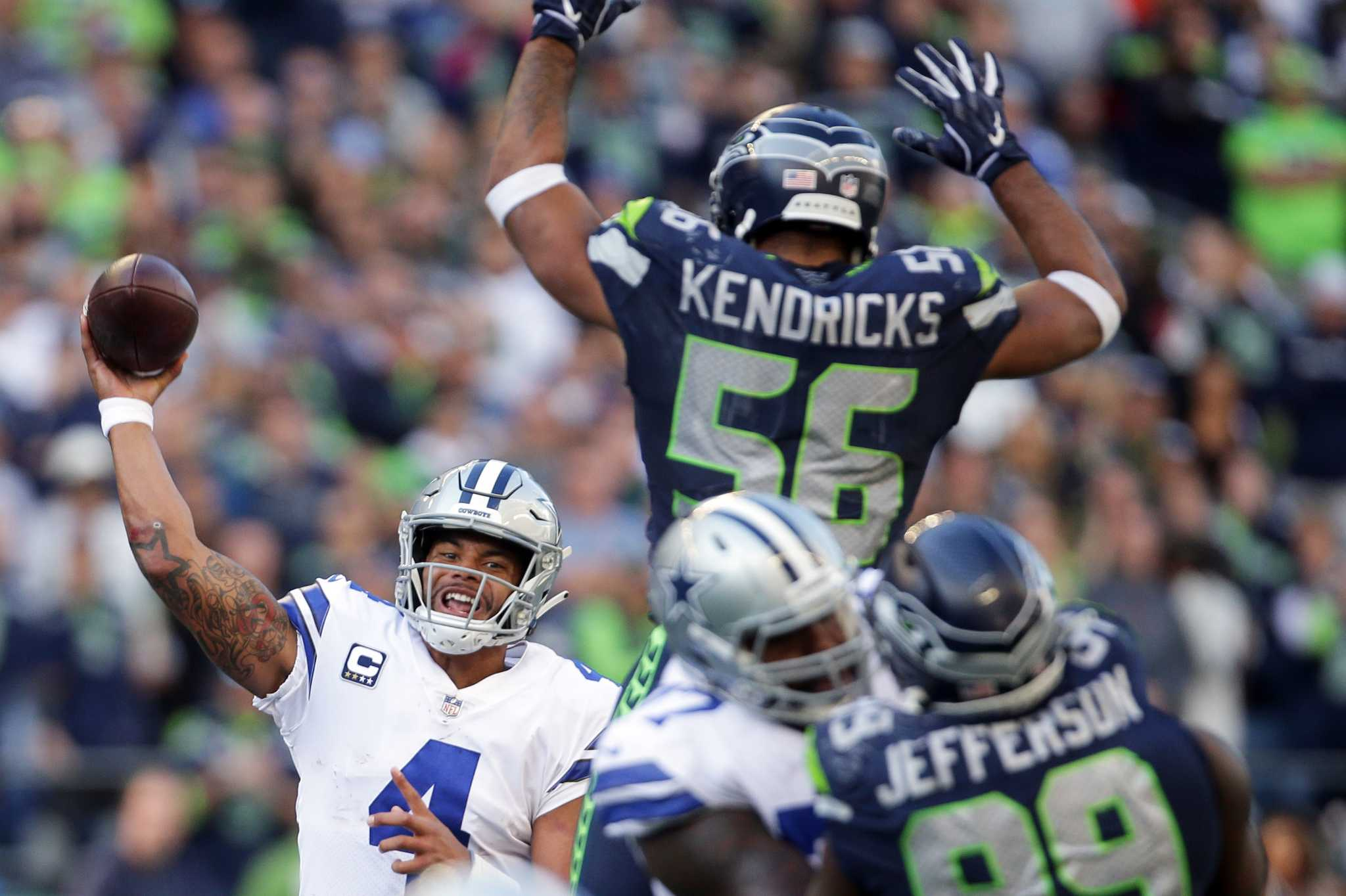 Seahawks' Mychal Kendricks gets a sentencing date for insider trading charges