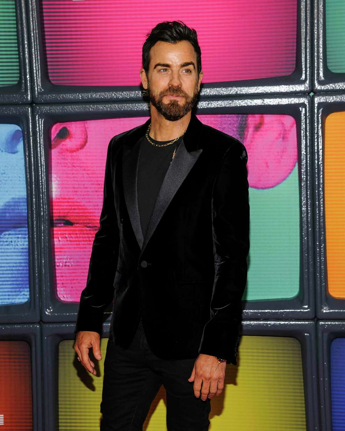 """Justin Theroux, hereattendingNetflix's """"Maniac"""" season one premiere on Sept. 20, 2018, in New York, is set to star in """"The White House Plumbers,"""" an HBO series on the Watergate scandal that is expected to shoot in Albany this summer and fall. (Photo by Christopher Smith/Invision/AP)"""