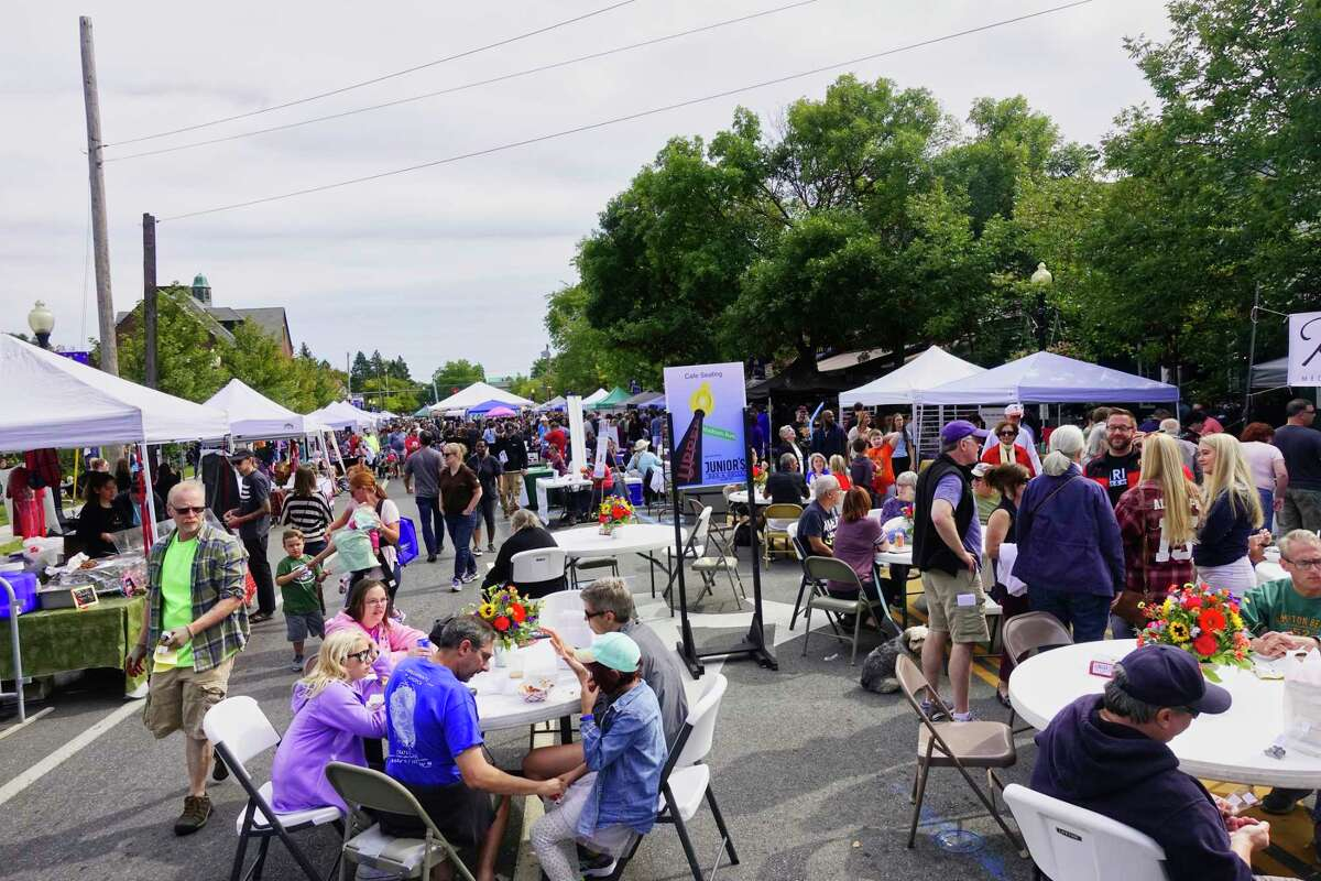The annual Upper Madison Street Fair in Albany will return on Sept. 26.