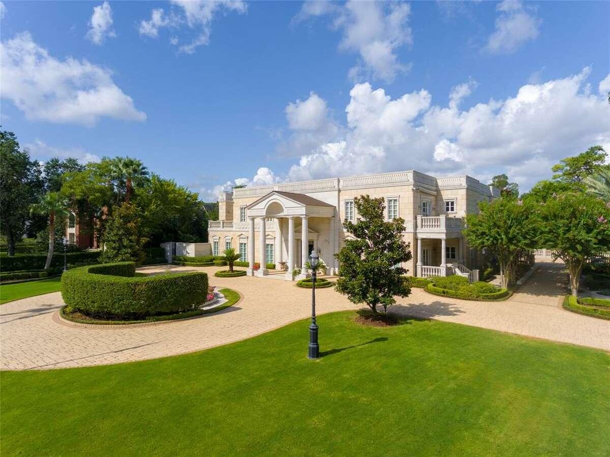 >>Inside Houston's swanky foreclosures 1708 River Oaks Blvd. $9.75 million 15,000 square feet