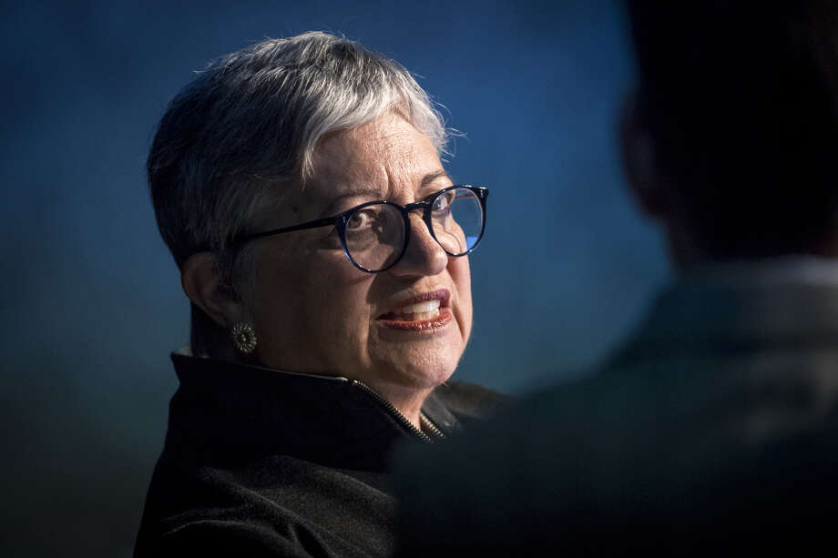 Mary Nichols of the California Air Resources Board in 2018. Photo: Bloomberg Photo By David Paul Morris. / © 2018 Bloomberg Finance LP